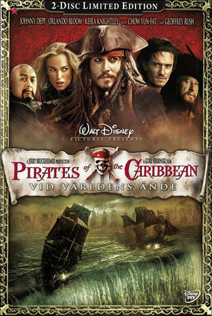 Pirates of the Caribbean: Vid världens ände poster
