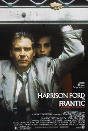 Frantic poster