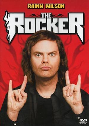 The Rocker - Den nakna trummisen poster