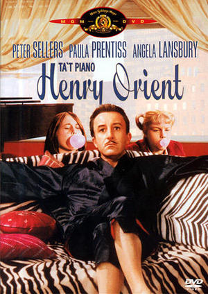 Ta't Piano Henry Orient poster
