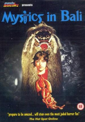 Mystics in Bali poster