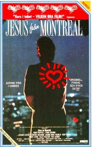 Jesus från Montreal poster