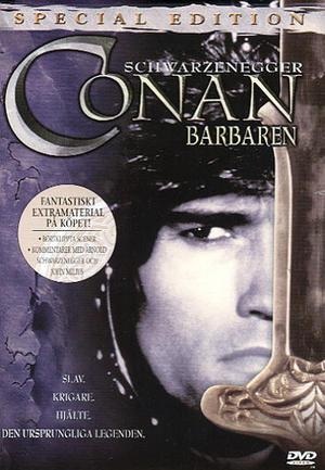 Conan barbaren poster
