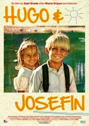 Hugo och Josefin poster
