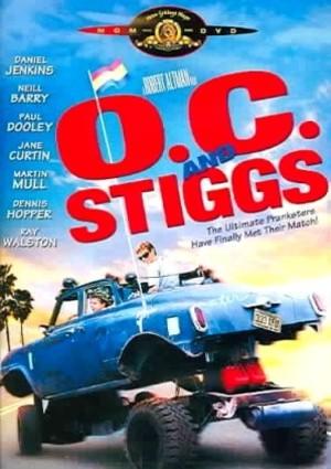 O.C. & Stiggs poster
