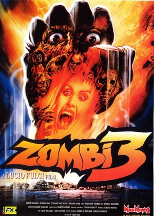 Zombie Flesh Eaters 2 poster