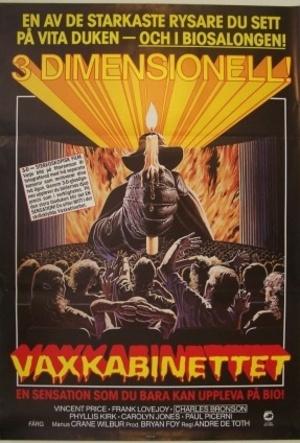 Vaxkabinettet poster