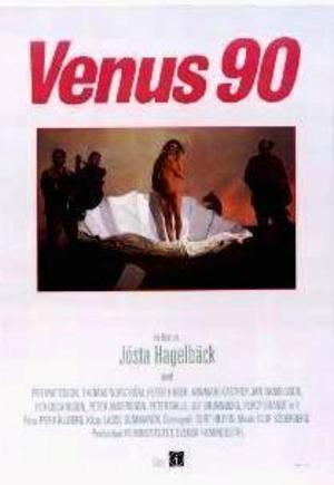 Venus 90 poster