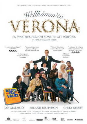 Wellkåmm to Verona poster