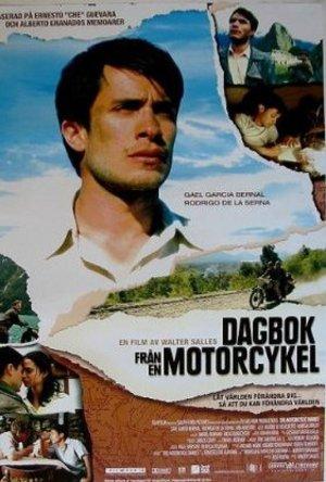 Dagbok från en motorcykel poster