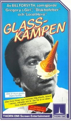 Glasskampen poster