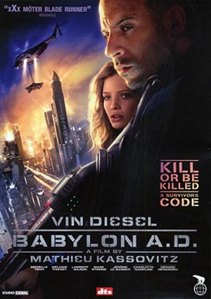 Babylon A.D. poster