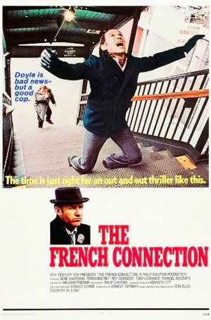 French Connection - Lagens våldsamma män poster