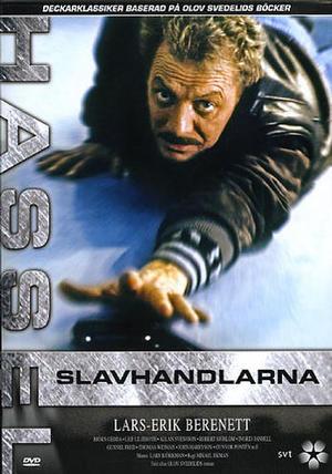 Hassel - Slavhandlarna poster
