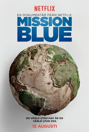 Mission Blue poster