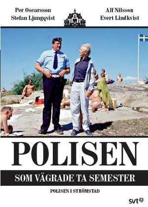 Polisen som vägrade ta semester poster