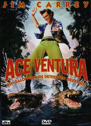 Ace Ventura - Den galopperande detektiven rider igen poster