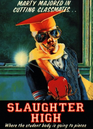 Slaughter High poster