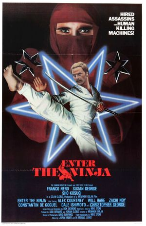 Enter the Ninja poster