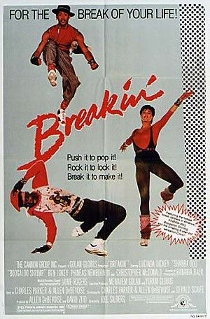 Breakdance the Movie poster