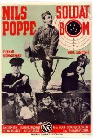 Soldat Bom poster