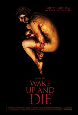 Wake up and die poster