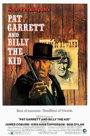 Pat Garrett & Billy The Kid poster