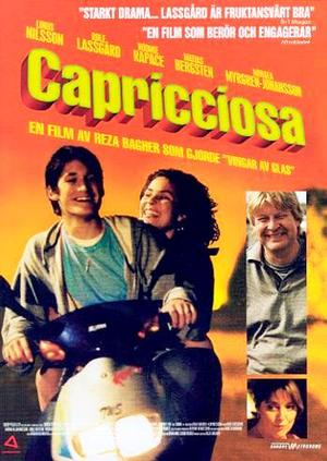 Capricciosa poster