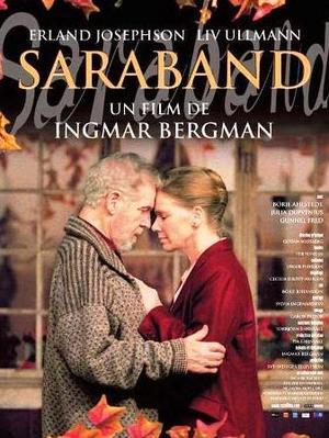Saraband poster
