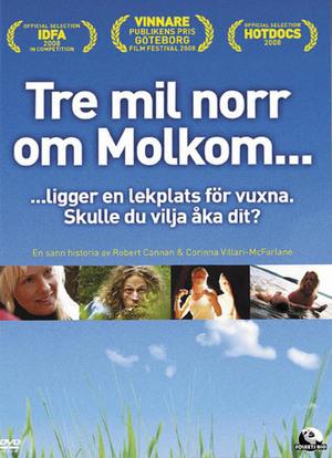 Tre mil norr om Molkom poster