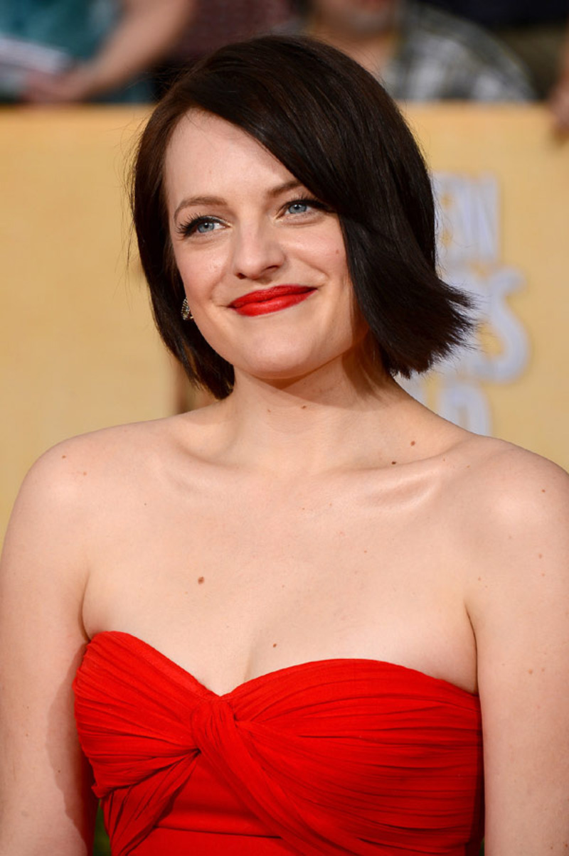 Medium elisabeth moss sag awards 2
