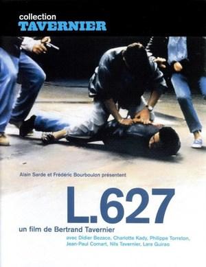 L.627 – gatans lag poster
