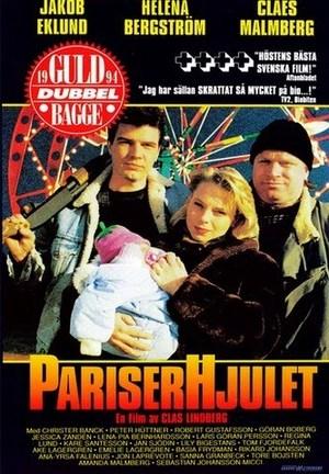 Pariserhjulet poster