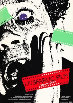 Livsfarlig film poster