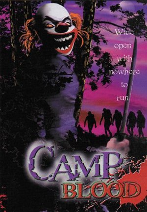 Camp Blood poster