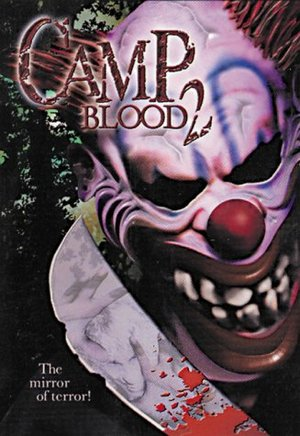 Camp Blood 2 poster