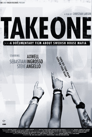 Swedish House Mafia: Take One poster