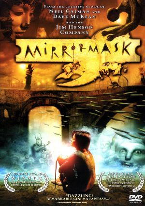 MirrorMask poster