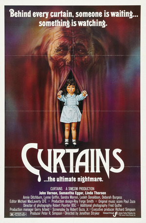 Curtains poster