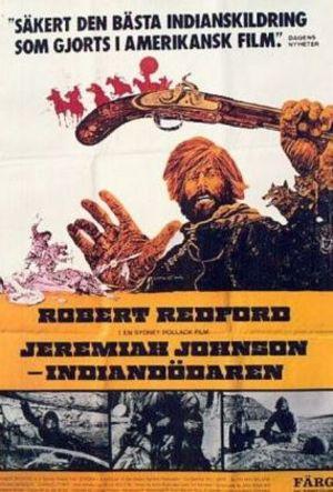 Jeremiah Johnson - Indiandödaren poster
