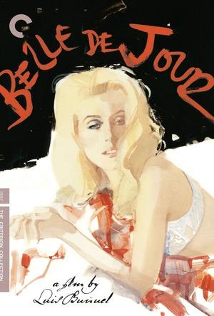 Belle De Jour - Dagfjärilen poster