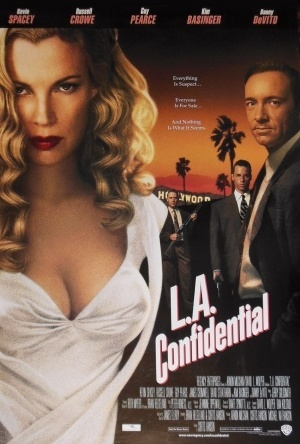 L.A. konfidentiellt poster