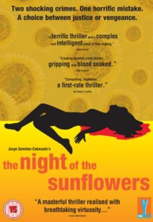 The Night of the Sunflowers poster