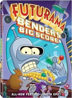 Futurama: Bender's Big Score! poster