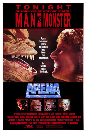 Arena poster