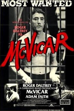 McVicar poster