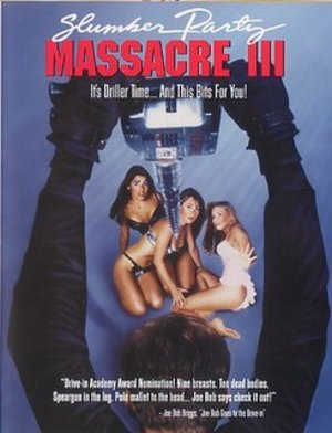 Slumber Party Massacre III poster