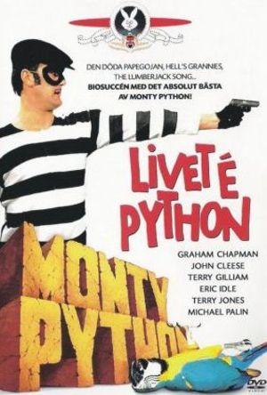 Livet é Python poster
