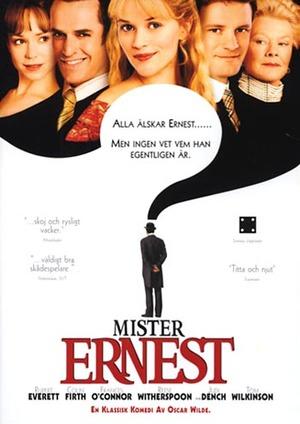Mister Ernest poster