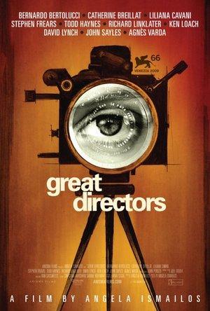 Great Directors poster